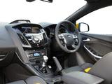Photos of Ford Focus ST AU-spec 2012
