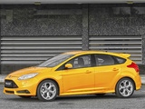 Photos of Ford Focus ST ZA-spec 2012