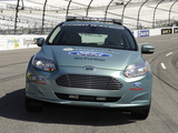 Photos of Ford Focus Electric NASCAR Pace Car 2012