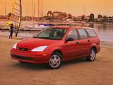 Pictures of Ford Focus Wagon US-spec 1999–2004