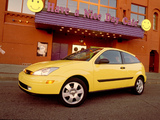Pictures of Ford Focus ZX3 1999–2004