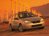 Pictures of Ford Focus FCV 2002–07