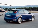 Pictures of Ford Focus ST 3-door 2005–07