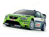 Pictures of Ford Focus RS WRC 2005–07