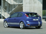 Pictures of Wolf Racing Ford Focus ST 2005–07