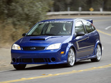 Pictures of Saleen S121 N2O Focus 2005–08