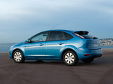 Pictures of Ford Focus ECOnetic 2008–11