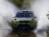 Pictures of Ford Focus RS WRC 2008–10