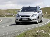 Pictures of Ford Focus 5-door UK-spec 2008–11