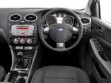 Pictures of Ford Focus 5-door ZA-spec 2009–10