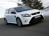 Pictures of Ford Focus RS 2009–10