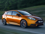 Pictures of Ford Focus ST Concept 2010