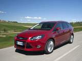 Pictures of Ford Focus Wagon 2010