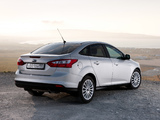 Pictures of Ford Focus Sedan 2010