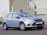 Pictures of Ford Focus Sedan ZA-spec 2011