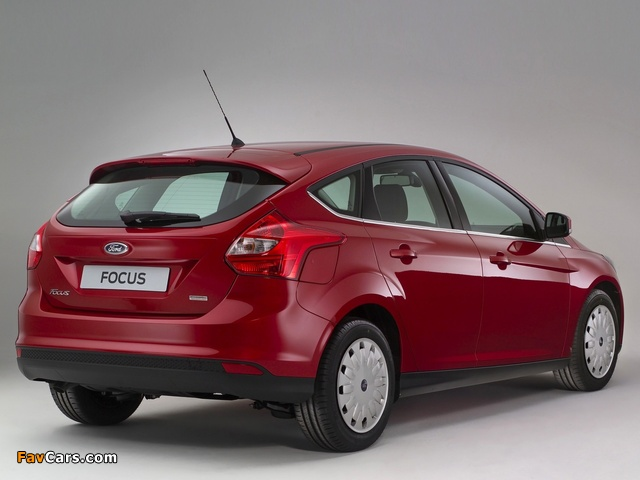 Pictures of Ford Focus ECOnetic Prototype 2011 (640 x 480)
