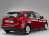 Pictures of Ford Focus ECOnetic Prototype 2011