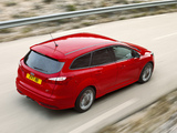 Pictures of Ford Focus ST Wagon 2012