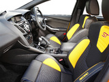 Pictures of Ford Focus ST AU-spec 2012