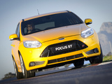 Pictures of Ford Focus ST ZA-spec 2012