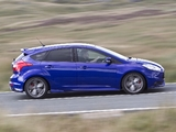 Pictures of Ford Focus ST UK-spec 2012