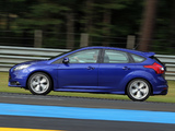 Pictures of Ford Focus ST 2012