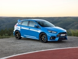 Pictures of Ford Focus RS (DYB) 2015
