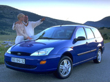 Ford Focus Turnier 1998–2001 wallpapers