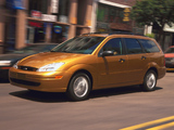 Ford Focus Wagon US-spec 1999–2004 wallpapers