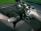 Ford Focus ZX3 1999–2004 wallpapers