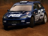 Ford Focus RS WRC 2001–02 wallpapers