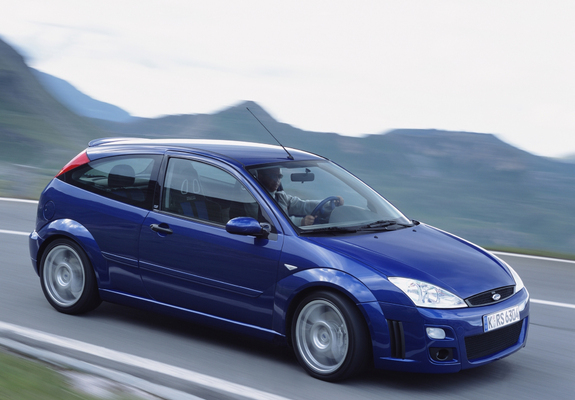 Ford Focus Rs 200203 Wallpapers