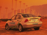Ford Focus FCV 2002–07 wallpapers