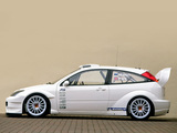 Ford Focus RS WRC 2003–04 wallpapers