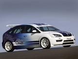 Ford Focus Touring Car Concept 2004 wallpapers