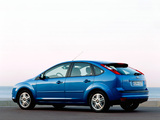 Ford Focus 5-door 2004–08 wallpapers