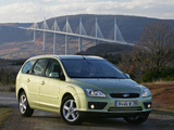 Ford Focus Turnier 2005–07 wallpapers