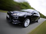 Ford Focus Zetec S UK-spec 2008–11 wallpapers