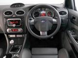 Ford Focus ST 5-door ZA-spec 2008–10 wallpapers