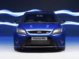 Ford Focus RS UK-spec 2009–10 wallpapers