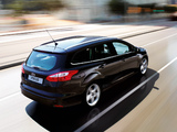 Ford Focus Wagon 2010 wallpapers
