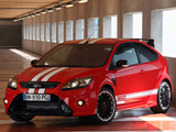 Ford Focus RS Le Mans Edition 2010 wallpapers