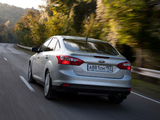 Ford Focus Sedan 2010 wallpapers