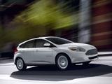 Ford Focus Electric 5-door 2011 wallpapers