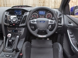 Ford Focus ST UK-spec 2012 wallpapers
