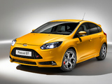 Ford Focus ST 2012 wallpapers