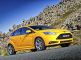 Ford Focus ST ZA-spec 2012 wallpapers