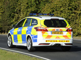 Ford Focus ST Wagon Police 2012 wallpapers