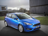 Ford Focus S AU-spec 2015 wallpapers