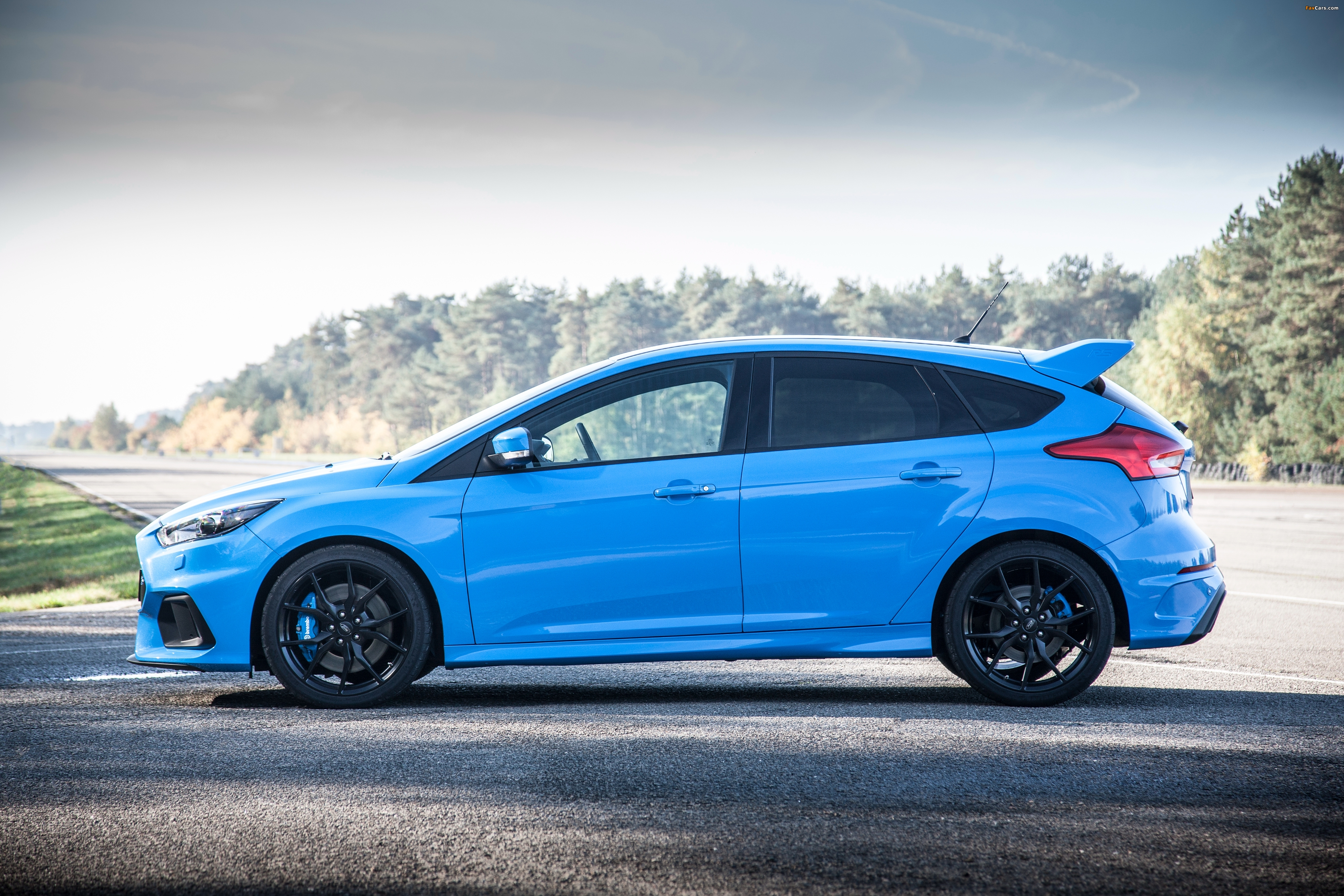 Ford Focus Rs Dyb 2015 Wallpapers 4096x2731
